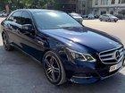 Cần bán lại xe Mercedes E250 đời 2015 màu xanh cavansite
