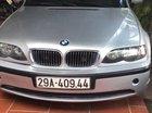 Cần bán xe cũ BMW 3 Series 318  2.0 AT đời 2005, màu bạc