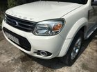 Cần bán xe Ford Everest sản xuất 2013, màu trắng chính chủ, giá chỉ 650 triệu