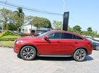 Bán Mercedes GLE400 Coupe ĐK 2018, màu đỏ, xe nhập. Gọi 0934299669