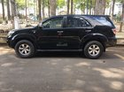 Cần bán Toyota Fortuner năm sản xuất 2007, màu đen, xe nhập
