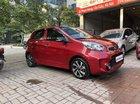 Cần bán xe Kia Morning AT sản xuất 2017, màu đỏ