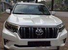 Cần bán xe Toyota Land Cruiser Prado đời 2018, màu trắng
