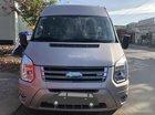 Bán ô tô Ford Transit Luxury năm sản xuất 2017, màu ghi vàng