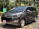 Bán Toyota Innova 2.0V AT năm sản xuất 2017, màu đen, 870 triệu có hỗ trợ trả góp