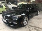 Cần bán xe BMW 7 Series 750 Li sx 2009 màu đen, nhập khẩu nguyên chiếc