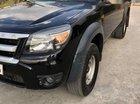 Cần bán Ford Ranger đời 2009, màu đen, giá tốt