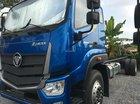 Liên hệ 096.96.44.128/0938.907.243, bán ô tô Thaco Auman C160 E4 2018, màu xanh Mica