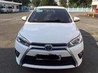 Bán xe Toyota Yaris 1.5G đời 2017, màu trắng, nhập khẩu chính chủ