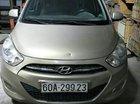 Bán ô tô Hyundai i10 đời 2012, màu bạc