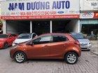 Bán Mazda 2 năm sản xuất 2012, màu nâu, giá tốt