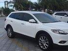 Cần bán Mazda CX 9 3.7 AT AWD 2015, màu trắng, nhập khẩu chính chủ
