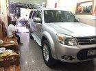 Bán Ford Everest sản xuất 2015, màu bạc số sàn