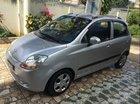 Cần bán lại xe Chevrolet Spark MT năm 2009, màu bạc, giá tốt