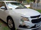 Cần bán gấp Chevrolet Cruze LT 1.6L sản xuất năm 2017, màu trắng chính chủ, 455 triệu