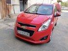 Cần bán Chevrolet Spark LTZ đời 2014, màu đỏ, số tự động