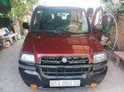 Cần bán Fiat Doblo sản xuất năm 2003, màu đỏ, nhập khẩu nguyên chiếc giá cạnh tranh