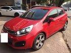Cần bán lại xe Kia Rio 1.4 AT 2014, màu đỏ, nhập khẩu chính chủ