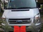 Cần bán gấp Ford Transit Luxury sản xuất năm 2016, màu bạc
