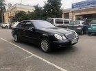 Bán Mercedes E240 sản xuất năm 2003, màu đen xe gia đình, giá tốt