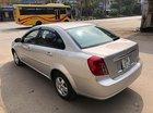 Cần bán gấp Chevrolet Lacetti 1.6 MT năm 2011, màu bạc, giá chỉ 255 triệu