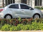 Cần bán Hyundai Grand i10 1.2 MT sản xuất 2017, màu bạc, xe nhập chính chủ, giá tốt