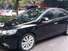 Cần bán Kia Cerato 1.6 AT đời 2010, màu đen, chính chủ