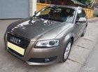 Cần bán xe Audi A3 đời 2010 đăng kí 2012 màu nâu vàng nhập khẩu Đức