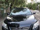 Bán Toyota Corolla altis 1.8 AT đời 2008, màu đen, nhập khẩu