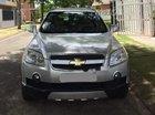 Cần bán gấp Chevrolet Captiva LTZ năm sản xuất 2009, màu bạc, giá tốt