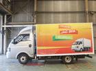 Bán xe tải Jac X125 đời 2018, hỗ trợ vay cao, thủ tục ngân hàng đơn giản