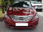 Bán xe Hyundai Sonata 2.0AT sản xuất năm 2011, màu đỏ, xe nhập, 546 triệu