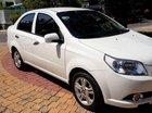Cần bán xe Chevrolet Aveo MT đời 2015, đăng ký 8- 2015