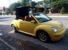 Bán Volkswagen New Beetle đời 2003, màu vàng, nhập khẩu