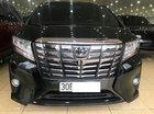 Bán xe Toyota Alphard Executive Louge năm 2016 đăng ký T12.2017, đẹp xuất sắc đi chưa tới 1 vạn km