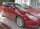 Bán Hyundai Sonata 2.0 AT 2011, màu đỏ, xe nhập