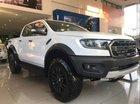 Bán Ford Ranger Raptor 2018, màu trắng, xe giao ngay