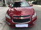 Cần bán lại xe Chevrolet Aveo LT đời 2017, màu đỏ