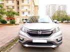 Bán xe Honda CR V 2.4 bạc đăng ký T5/2017