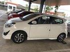 Bán xe Toyota Wigo 1.2G AT đời 2019, màu bạc, nhập khẩu, 405tr
