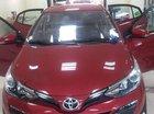 Bán xe Toyota Vios năm 2018, màu đỏ, giá chỉ 531 triệu