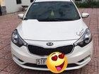 Bán Kia K3 2.0 đời 2016, màu trắng chính chủ, giá chỉ 590 triệu