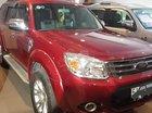 Cần bán xe Ford Everest MT 2.5L năm sản xuất 2013, màu đỏ