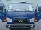 Hyundai thùng bạt 6T9 đời 2018, màu xanh lam, giao ngay