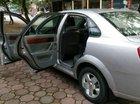 Cần bán lại xe Chevrolet Lacetti sản xuất năm 2012, màu bạc, giá tốt