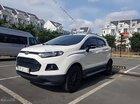 Cần bán gấp Ford EcoSport Black Edition sản xuất 2017, màu trắng, giá tốt
