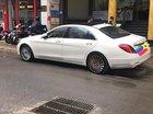 Bán xe Mercedes S500L 2016, màu trắng chính chủ