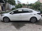 Cần bán xe Kia K3 1.6 AT sản xuất năm 2014, màu trắng như mới