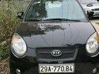 Bán xe Kia Morning SLX sản xuất 2008, màu đen, xe nhập, số tự động