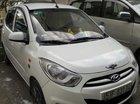 Bán Hyundai i10 sản xuất 2013, màu trắng, nhập khẩu còn mới